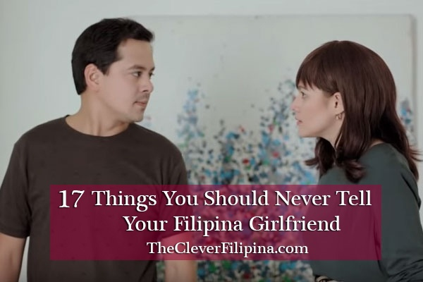 Why you shouldnt date a filipina